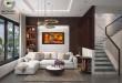 Thiết kế nội thất biệt thự Nice South – Nhà Bè